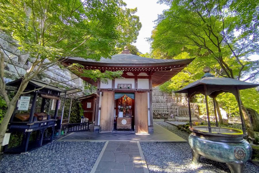 Hase-dera Tempel - 2