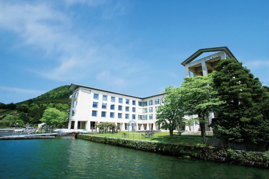 富士屋酒店湖景别馆 箱根酒店