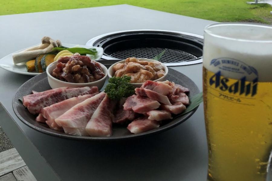 Asahi Bier Kanagawa Ashigara Gemeinschaftshalle