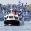 Chuyến đi trên biển tại cảng hải quân Yokosuka