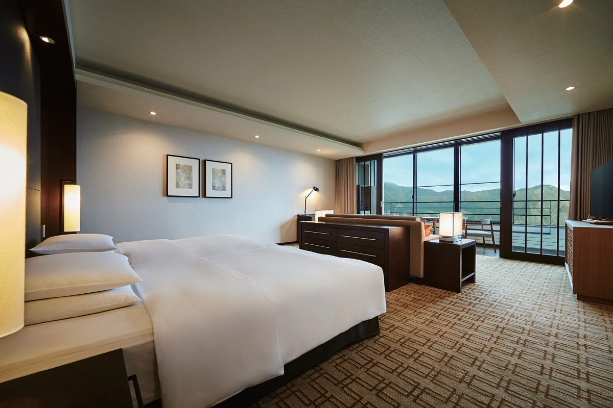 高級ホテル