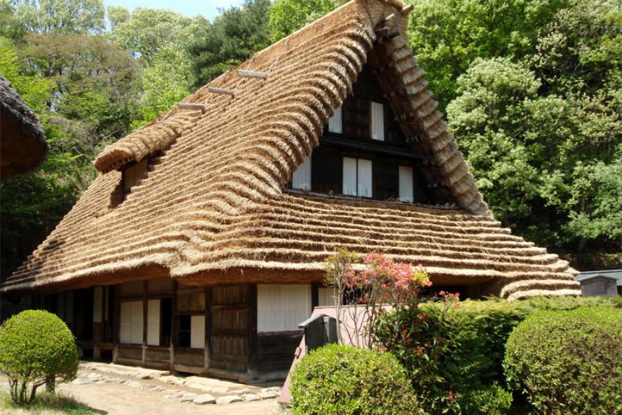 พิพิธภัณฑ์บ้านญี่ปุ่นกลางแจ้ง